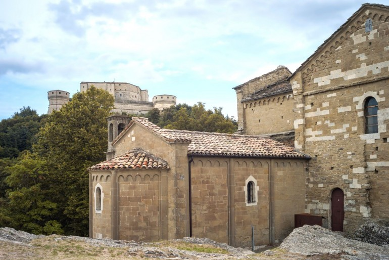 Farní kostel San Leo