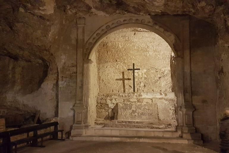 Krypta St. Restituta