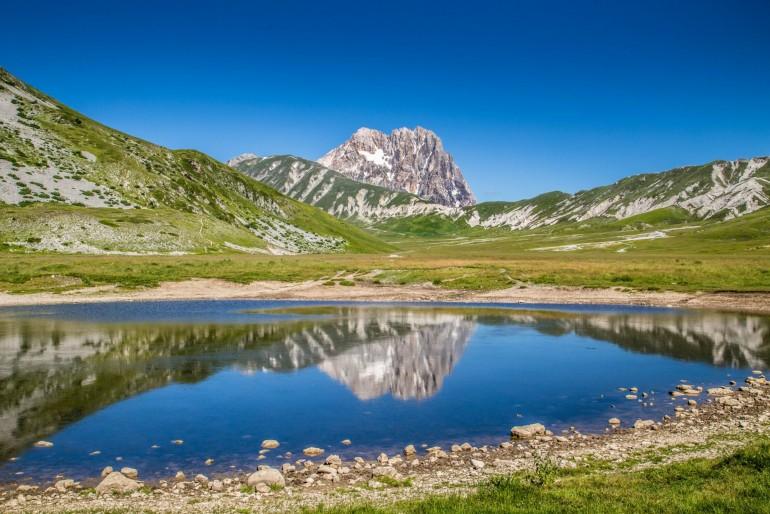 Národní park Gran Sasso e Monti della Laga