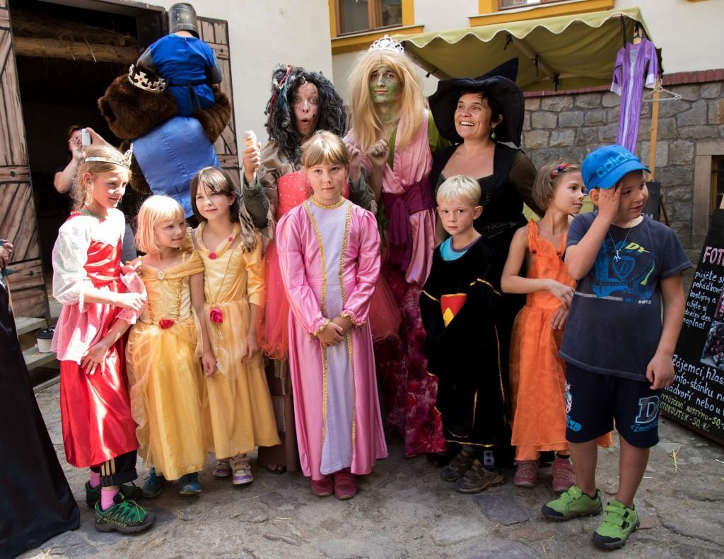 Rodinný zábavní park Fábula v Kamenici nad Lipou