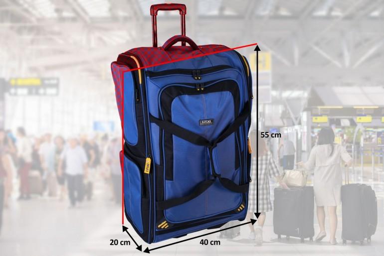 Rozměry a váha příručních a odbavených zavazadel