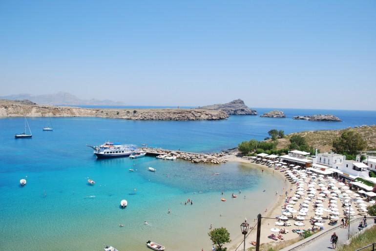 5 důvodů, proč vyrazit na řecký ostrov Rhodos