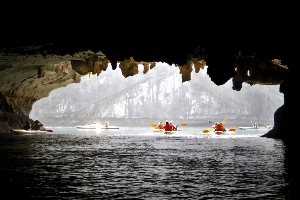 Opět na světle v Dark Cave