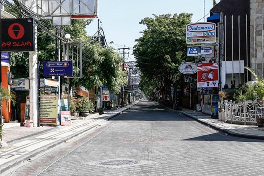 Hari Nyepi - den ticha na oslavu příchodu nového roku na Bali