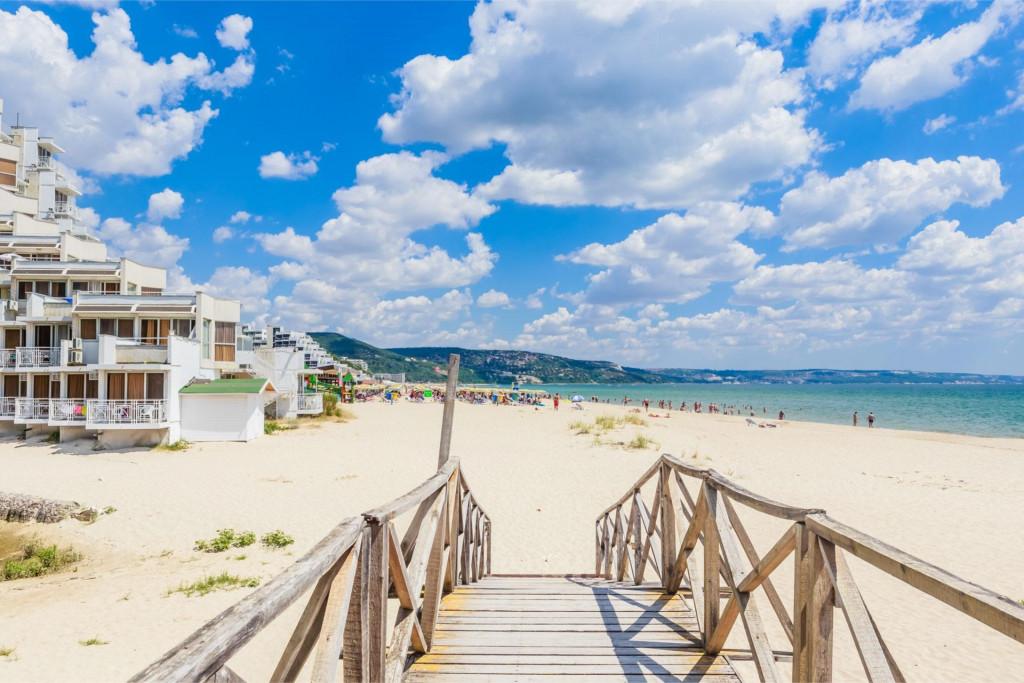 Bulharské pláže si zamilujete