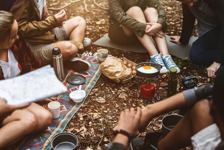 Jídlo na výlet? Zkuste něco jiného než chleba s paštikou!