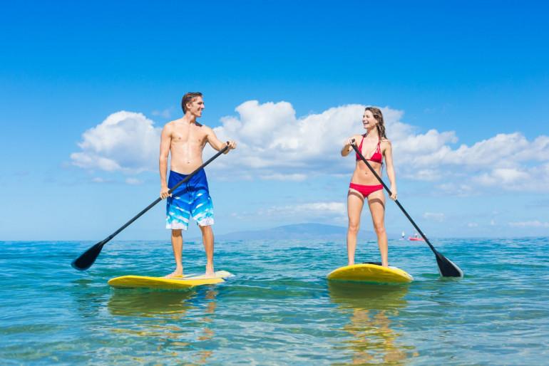 Vyberte si ten nejlepší paddleboard. Podívejte se jak na to!