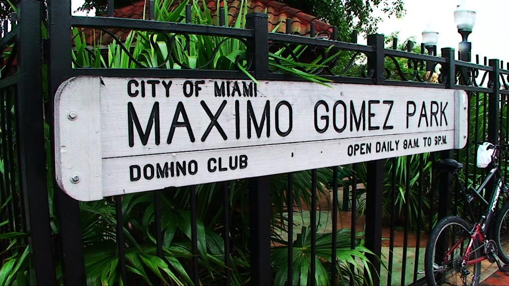 Domino patří k oblíbeným kratichvílím, jeho hráči pro sebe mají celý malý park
