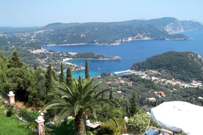 Krásy řeckého ostrova Korfu aneb mohou za to Benátčané