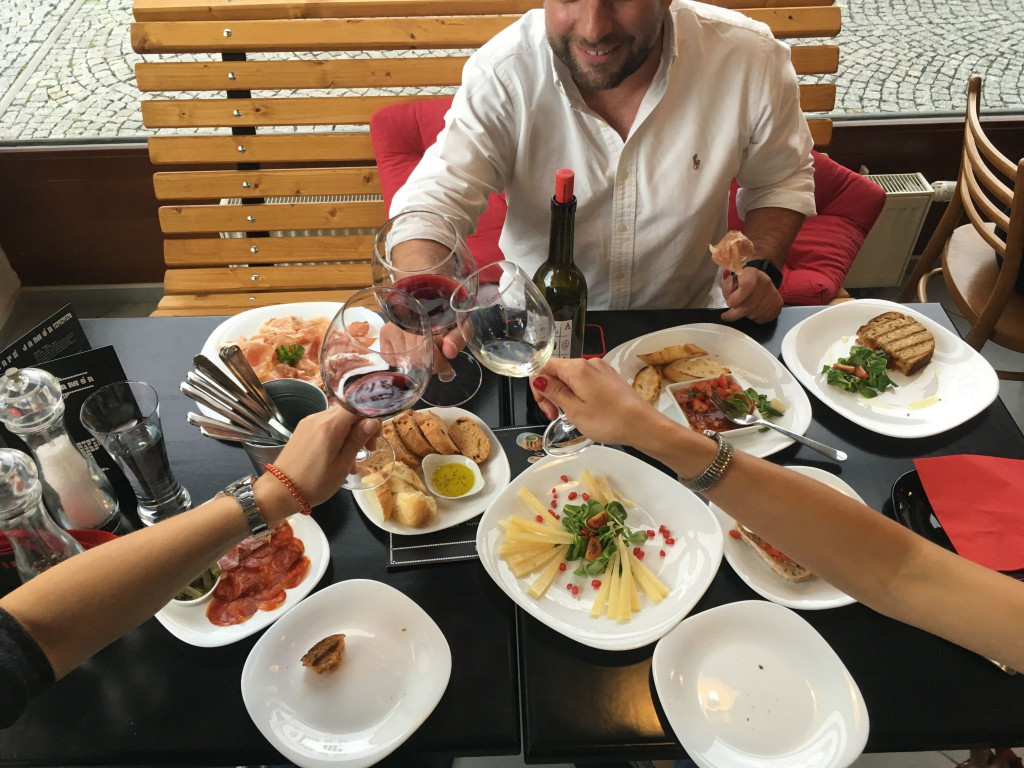 Středomořská gastronomie