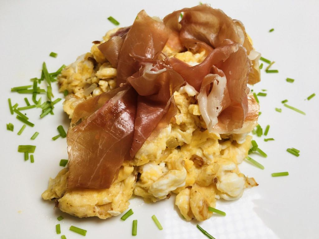 Vynikající Jamon & Eggs