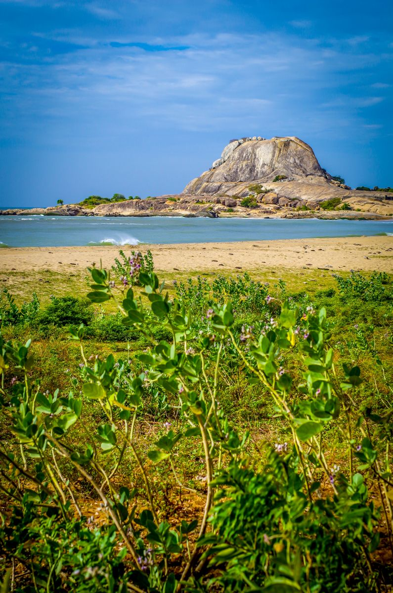 Jižní pobřeží Srí Lanky