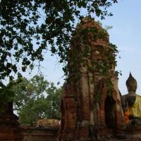 Thajsko – Ayutthaya