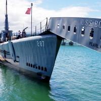 USS Bowfin v Pearl Harboru