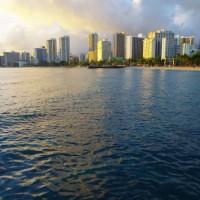 Havajské ostrovy – Oahu