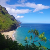 Pláž Hanakapiai