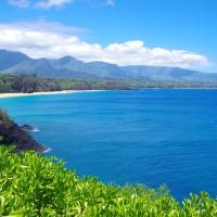 Severní pobřeží Kauai
