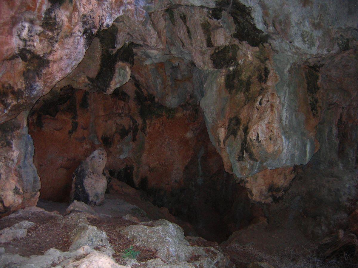 Jeskyně Chirospilia