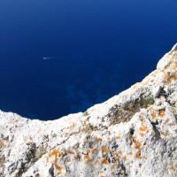 výlet na motorkách – Angelokastro (výhled)