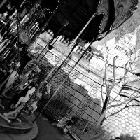Kolotoč pod Sacre Coeur