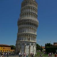Letecký výlet do italské Pisy