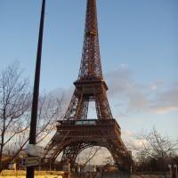 Tour Eiffel od Pont d'Iéna